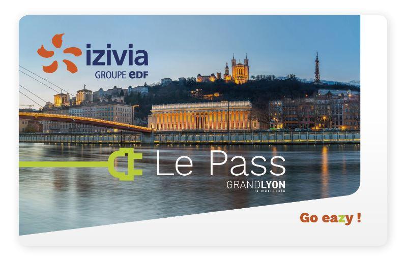 Le Pass IZIVIA Grand Lyon